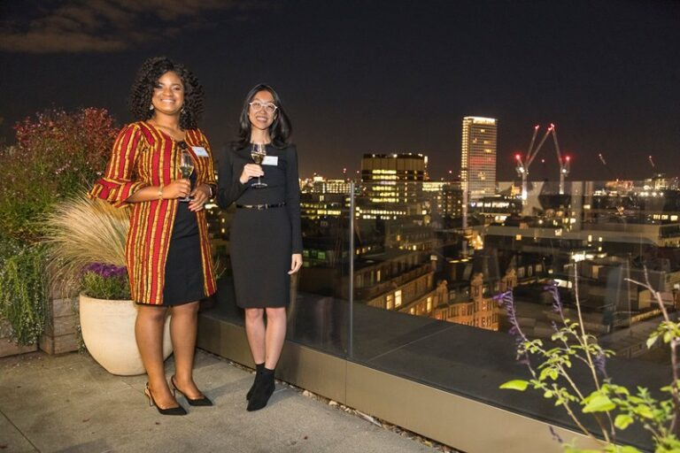 Award recognizes efforts to inspire girls to pursue science careers